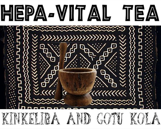 hepa-vital tea kinkeliba gotu kola blend kinkeliba.net